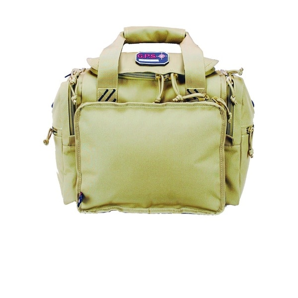 G.P.S. Medium Range Bag Tan