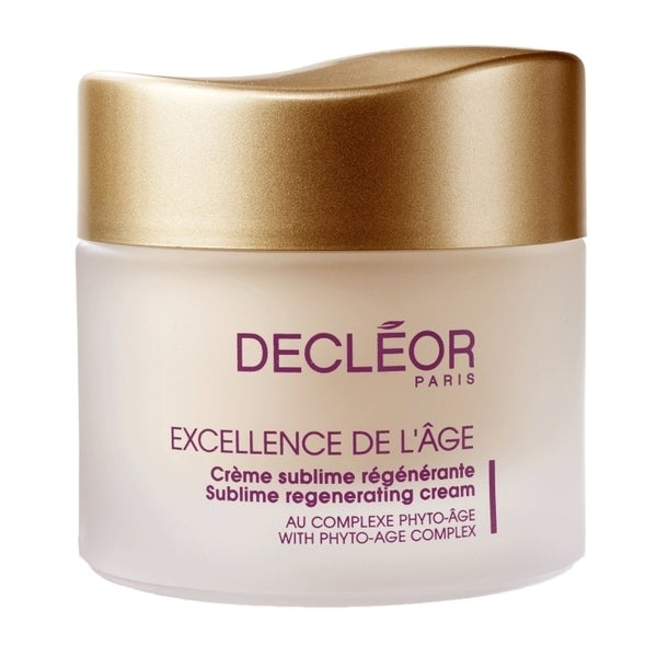 Decleor Excellence De L'Age Sublime 1.69-ounce Regenerating Cream