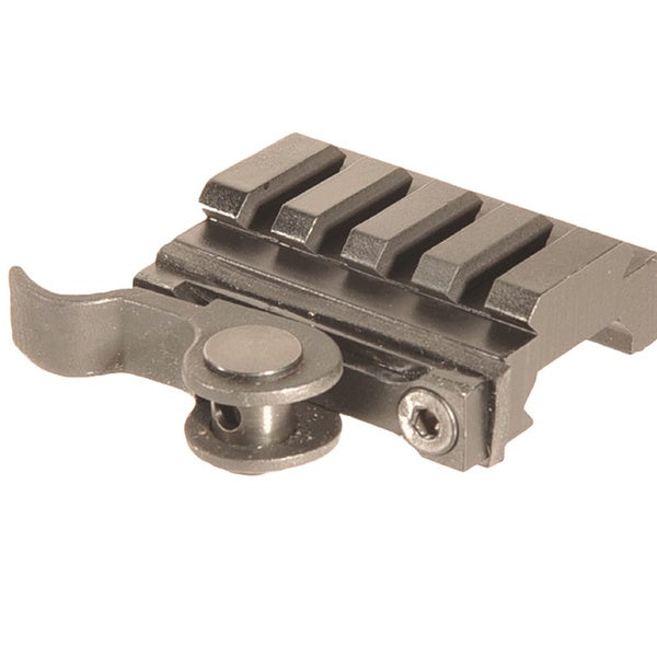 Aimshot Mt61172-40lp 40mm Low Profile Quick Release Mount