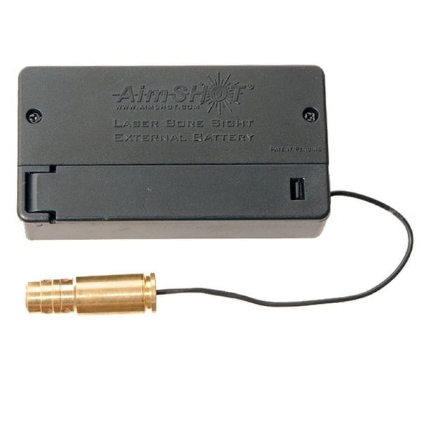 Aimshot Bs9 Laser Bore Sight 9mm with Battery Box
