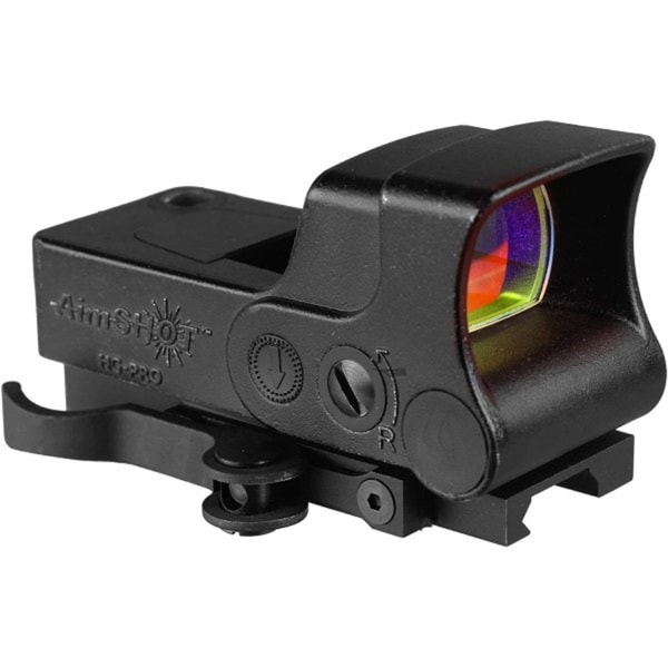 Aimshot Hg Pro-c Reflex Sight Circle with Dot Red