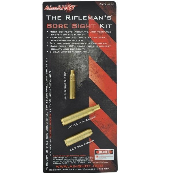 Aimshot Kt-bs Basic Rifle Bore Sight Kit