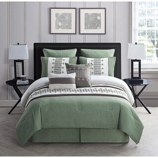 Geneva 8-piece Comforter Set
