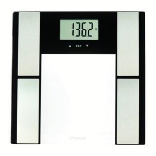 Vitagoods Black Digital Body Analyzer Scale