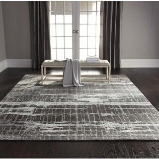 Nourison Twilight Hazel Abstract Rug (8'6 x 11'6)