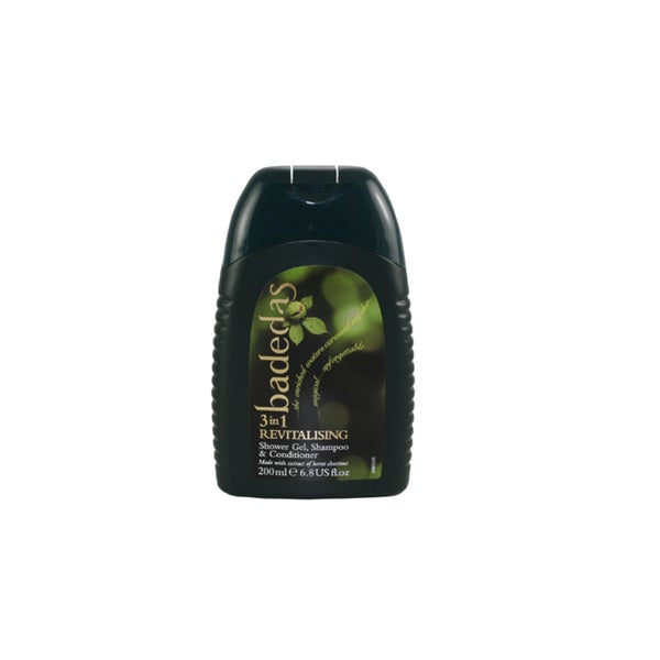 Badedas 6.8-ounce Shower Gel, Shampoo & Conditioner with Horse Chestnut Exract