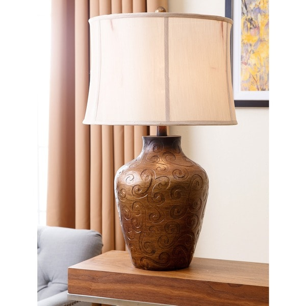 Overstock com shopping great deals on abbyson living table lamps