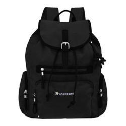 Sherpani Tivoli Black 17-inch Backpack