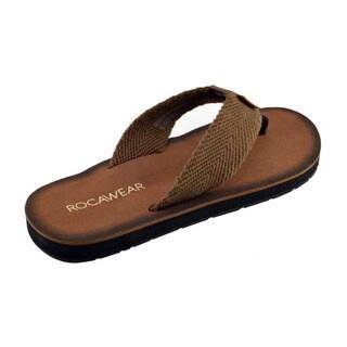 Rocawear Men's KEN-01 Thong Sandals