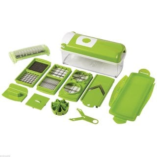 Nicer Dicer Plus Green Vegetable and Fruit Multi-purpose Cutter