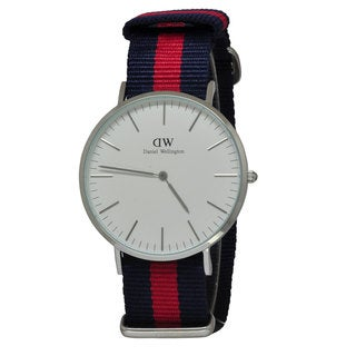 Daniel Wellington Men's 0201DW Classic Oxford White Watch
