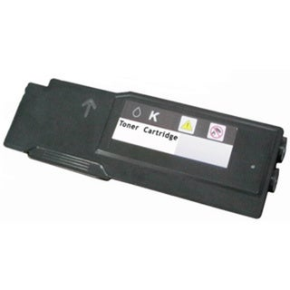 593BBBU Black Toner Cartridge Use for Dell Color Laser C2660dn C2665dnf Series Printers (Pack of 1)