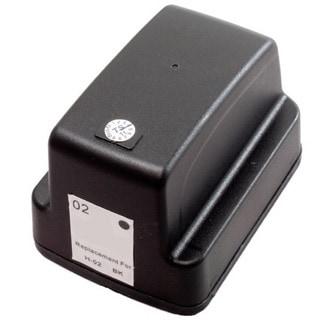 HP 02 Black C8721WN Ink Cartridge (Pack of 1)