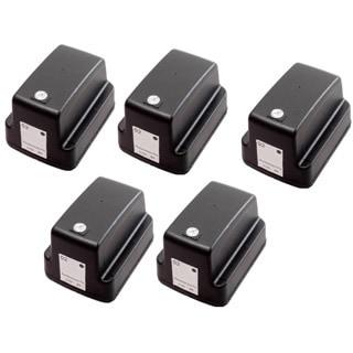 5 Pack HP 02 Black C8721WN Ink Cartridge (Pack of 5)