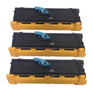 S050167 S050166 Toner Cartridge Use for Epson EPL 6200 6200L Series Printers (Pack of 3)