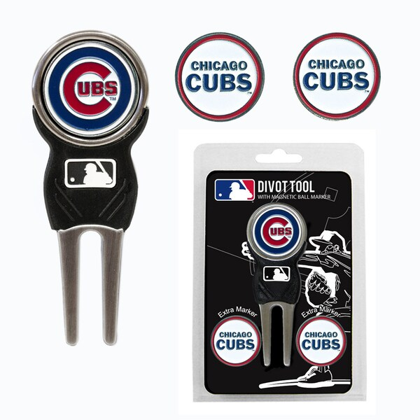 MLB Chicago Cubs Golf Divot Tool Pack 15715634