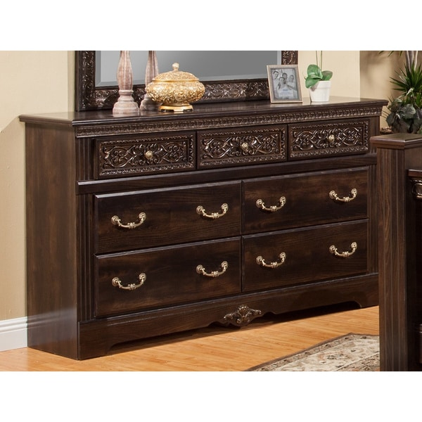 Sandberg Furniture Andorra Dresser