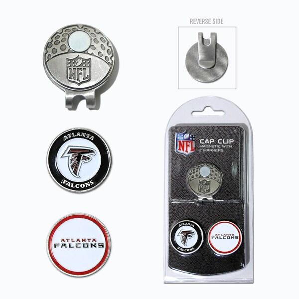 NFL Atlanta Falcons Magnetic Cap Clip and Marker Set 15715709
