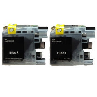 203 LC203 Ink Cartridge for Brother MFC-J4320DW MFC-J4420DW MFC-J4620DW MFC-J5520DW MFC-J5620DW MFC-J5720DW (Pack of 2)