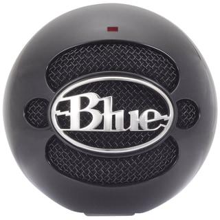 Blue Microphones SNOWBALL-GB Snowball USB Microphone (Gloss Black) - Refurbished