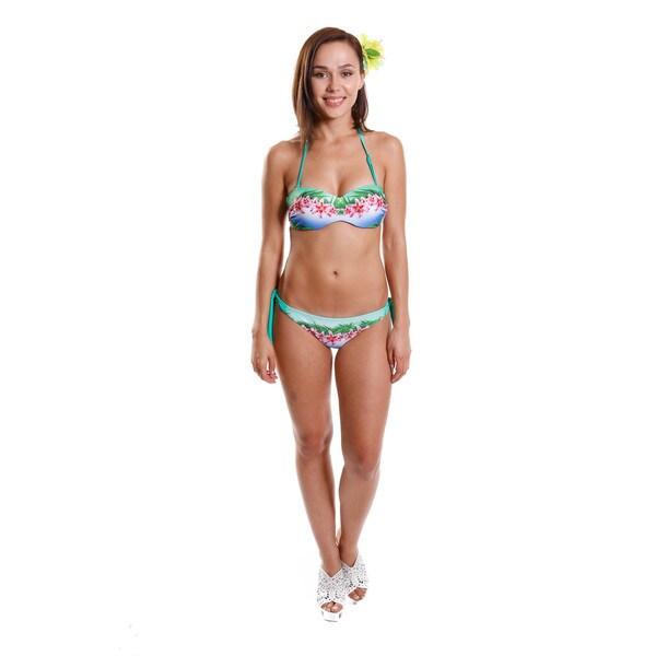 Hadari Women's Side Tie Bikini