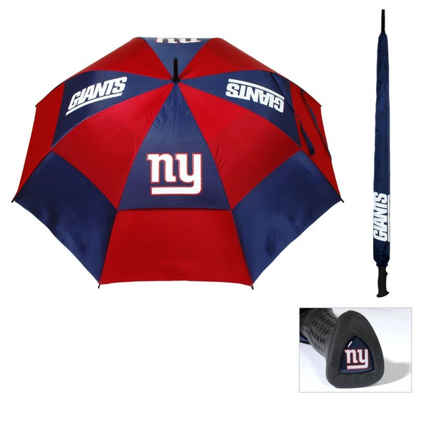 NFL New York Giants 62-inch Double Canopy Golf Umbrella