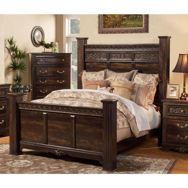 Sandberg Furniture Andorra Bed