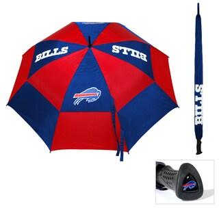 NFL Buffalo Bills 62-inch Double Canopy Golf Umbrella