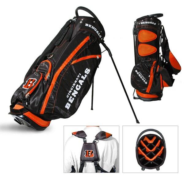 Cincinnati Bengals NFL Fairway Stand Golf Bag