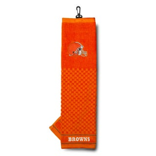 NFL Cleveland Browns Embroidered Golf Towel