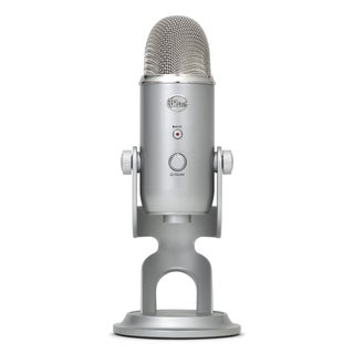 Blue Microphones Yeti USB Microphone - Silver Edition (Refurbished)