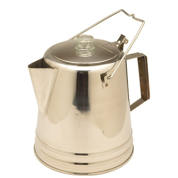 Tex Sport Percolator Stainless Steel 14 Cup