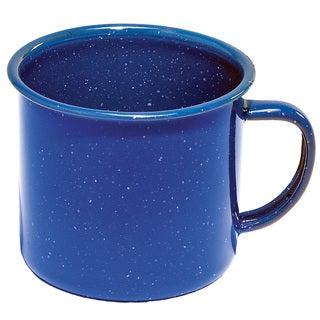 Tex Sport Enamel Mug 24 oz