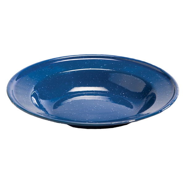 Tex Sport Enamel Plate 8.5-inch Dinner