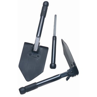 Tex Sport Shovel Folding Survival with Saw