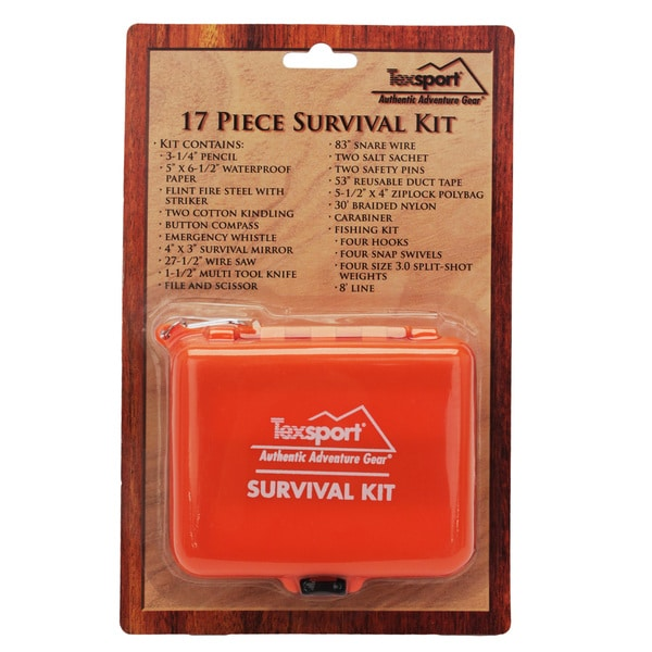 Tex Sport Survival Kit