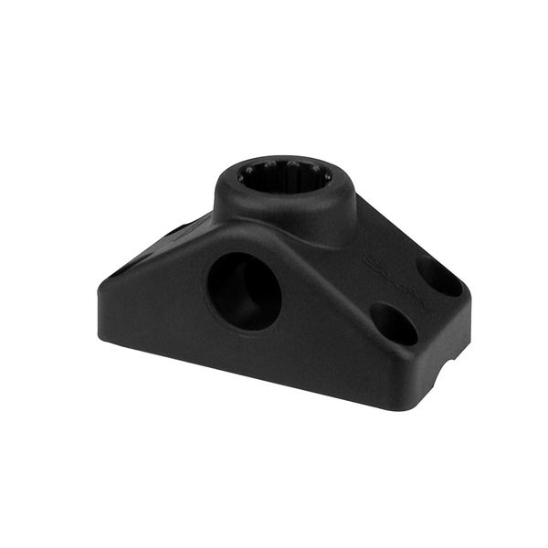 Scotty Side/ Deck Mounting Bracket Black 15716833