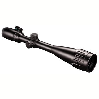 Bushnell Banner Riflescope 4-16x50mm Matte Black Illuminated CF500 Reticle Clam Pack