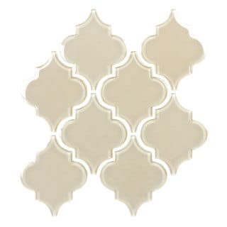 Arabesque Water Jet Tiles (7.04 Square Feet per Case)