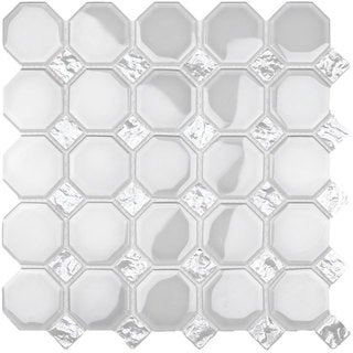 10.67-square foot Water Jet Tiles (Case of 11)