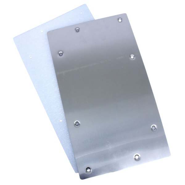 Stainless Steel Wide Mouth Skimmer Winter Plate