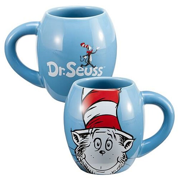 Dr. Seuss 18-ounce The Cat In The Hat Coffee Mug