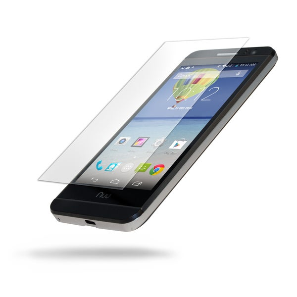 Tempered Glass Screen Protector for NUU Mobile NU3S Smartphone