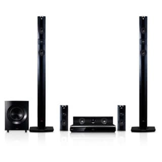 LG BH9431PW (Refurbished) 3D-capable 9.1 Ch Aramid Fiber Blu-ray Disc Home Theater System with Smart Tv