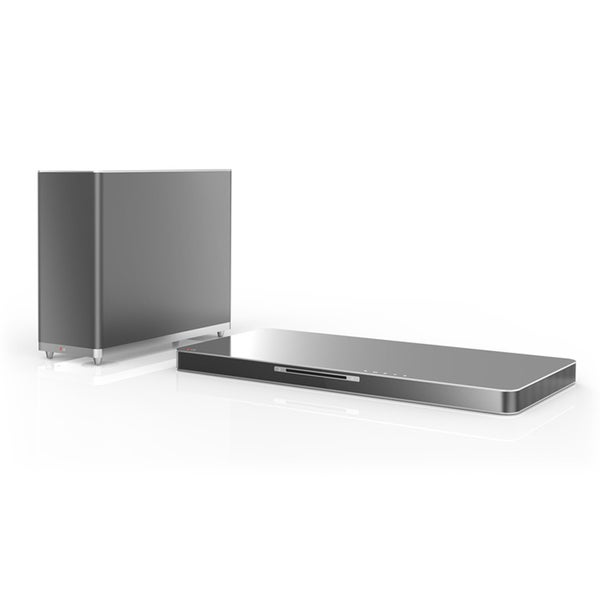 LG LAB540W (Refurbished) 320w 4.1ch Soundplate with Smart Tv and Wireless Subwoofer