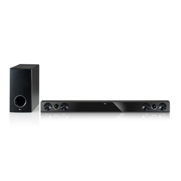 LG NB3520A (Refurbished) Sound Bar Audio System with Wireless Subwoofer and Bluetooth Streaming