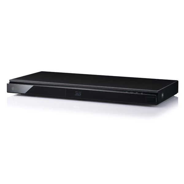 LG BP620 (Refurbished) 3D-capable Blu-ray Disc Player with Smarttv and Wireless Connectivity