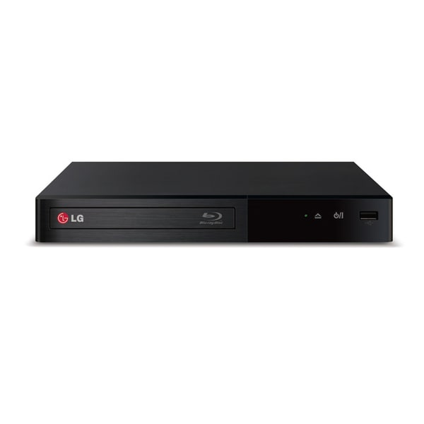LG BP340 (Refurbished) Blu-ray Disc Player with Built-in Wi-fi