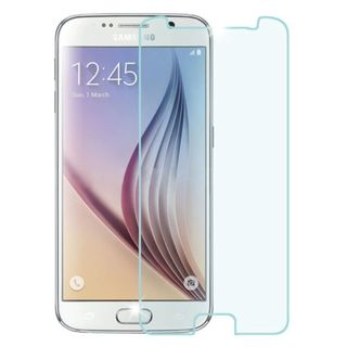 Insten Clear Tempered Glass LCD Phone Screen Protector Film Cover For Samsung Galaxy S6