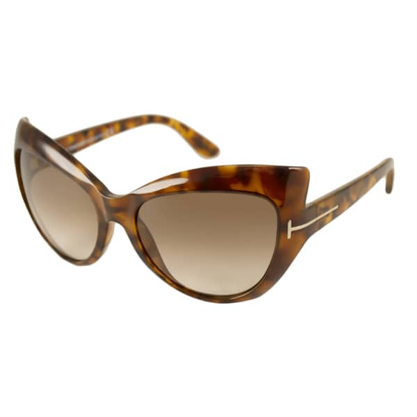 Tom Ford Womens TF0284 Bardot Cat-Eye Sunglasses